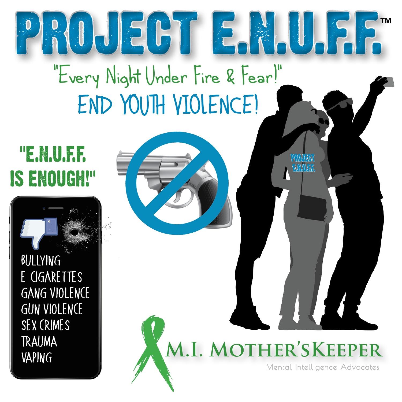 Project ENUFF Logo